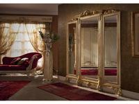 5226400 зеркало напольное Moblesa: Gold