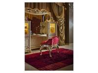 Moblesa: Gold: банкетка к туалетному столику (stuco)