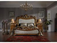 5226418 кровать двуспальная Moblesa: Gold
