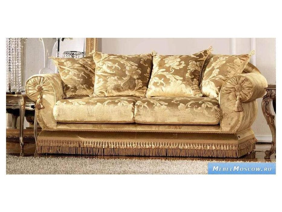 Keoma: Otello: диван 3 местный раскладной ткань кат. Elegance