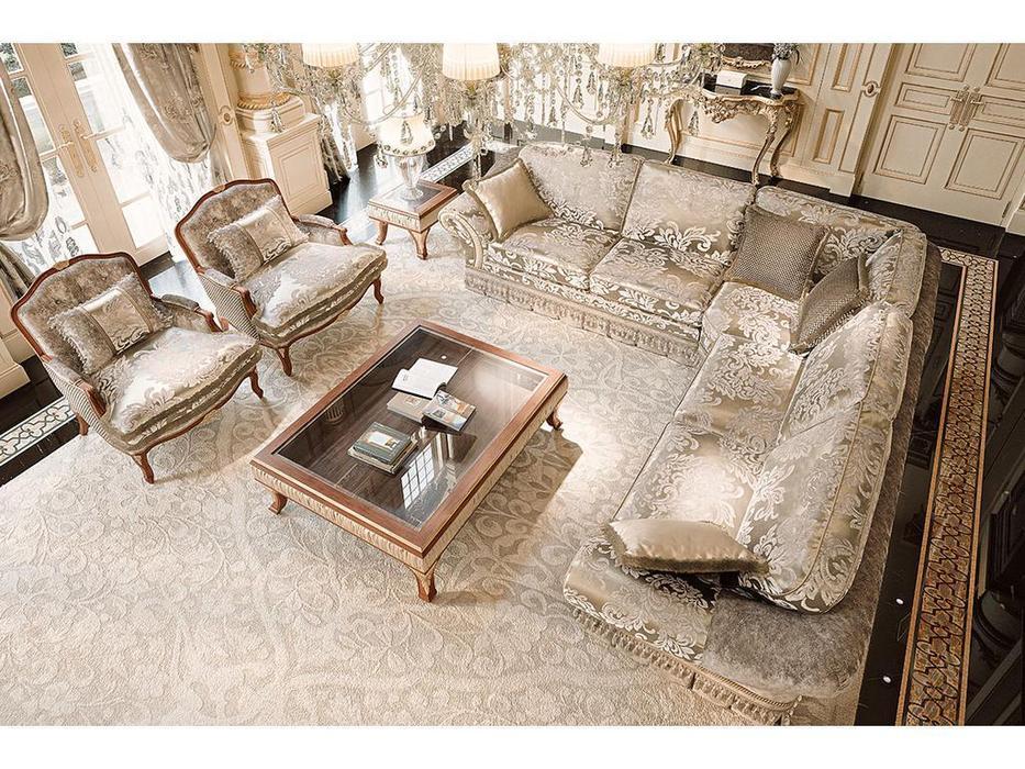 Keoma: Bellini: диван угловой раскладной ткань кат. Super