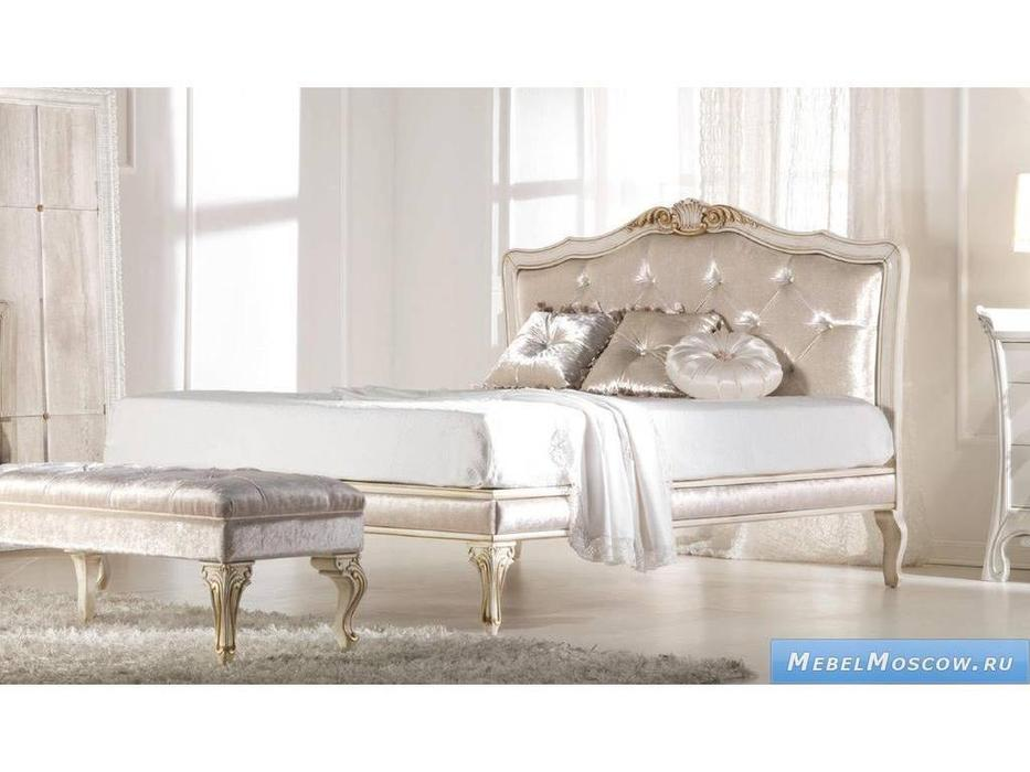Keoma: Lisa: кровать 160х200 ткань кат. Super