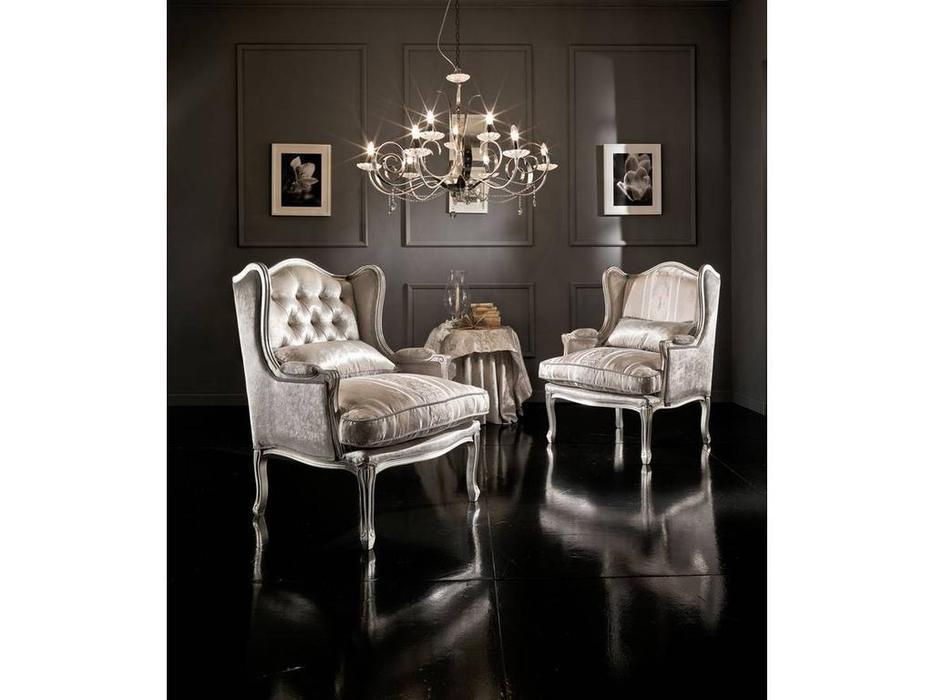 Keoma: Federica: кресло на ножках кат. Lusso