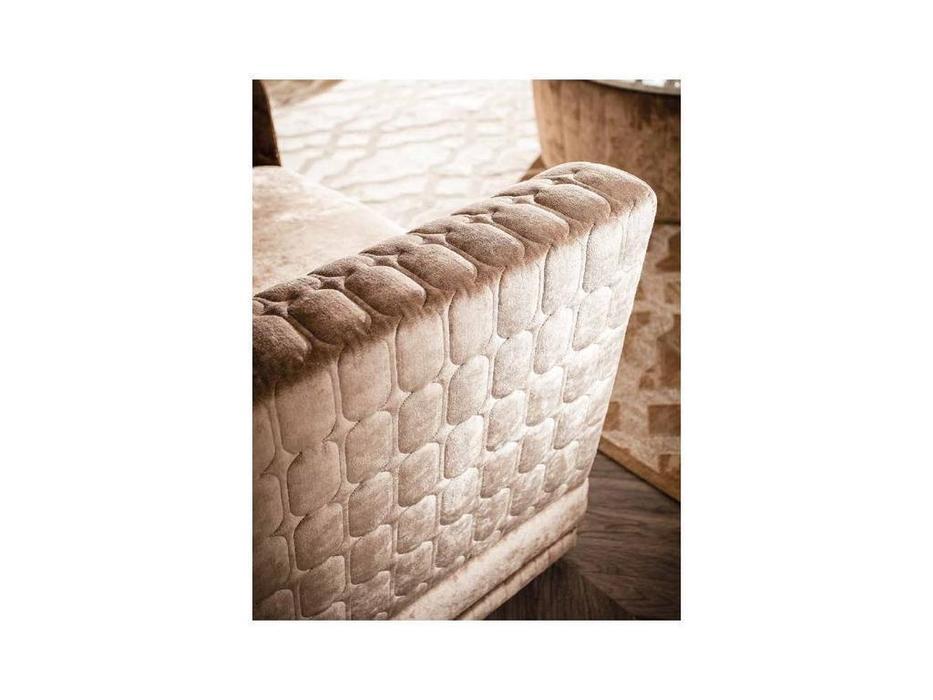 Keoma: Ludovica: кресло для отдыха ткань кат. Lusso