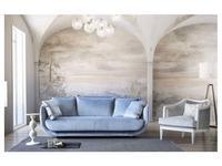 Keoma: Panarea: диван 3-х местный ткань кат. Super