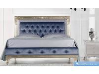 Keoma: Patrizia: кровать 180х200 ткань кат. Super