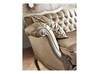 Keoma: Sissi: кресло ткань кат. Super