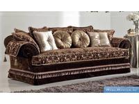 Keoma: Napoleone: диван 3 местный ткань кат. Super