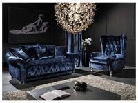 Keoma: Lilia: диван 3-х местный с раскладушкой кат. Lusso