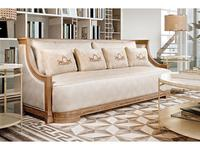 Keoma: Charlie: диван 3-м (ткань кат. Lusso)