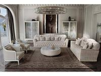 Keoma: Melania: диван 2 местный ткань кат. Super
