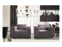 Keoma: Leonardo: кресло для отдыха ткань кат. Super