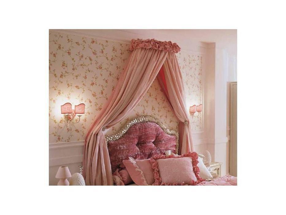 Frari: Rose: балдахин  (слоновая кость, розовый)