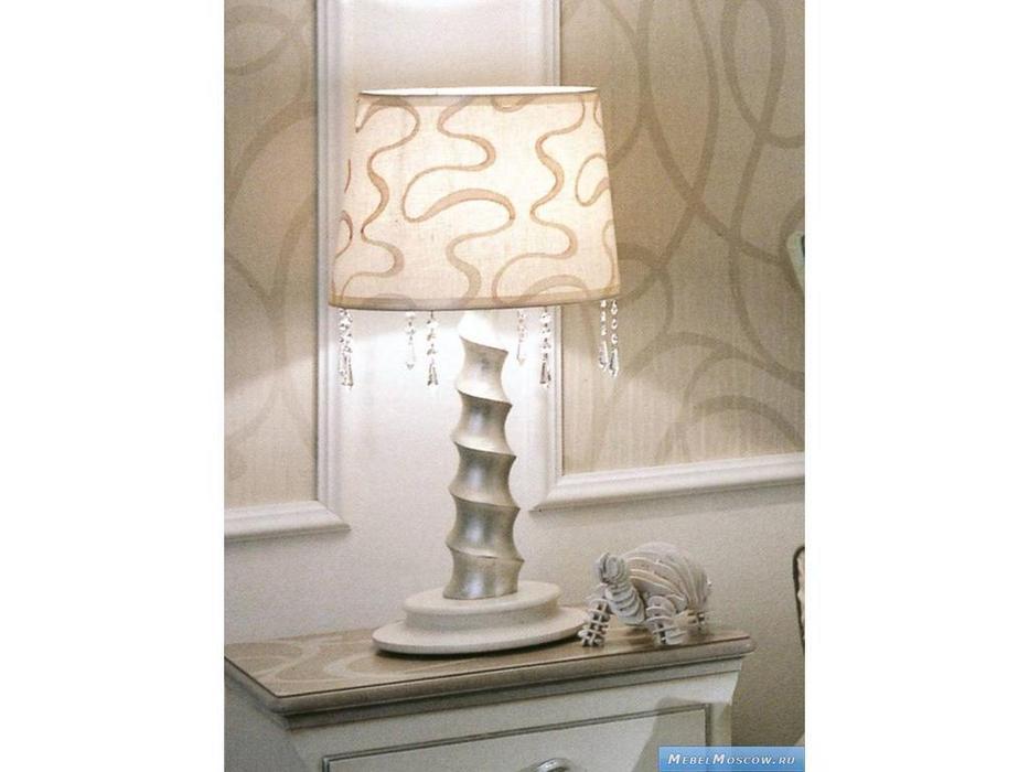 Frari: Greca: лампа настольная  (слоновая кость, беж)