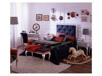 5131130 кровать односпальная Frari: Dorico