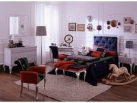 Frari: Dorico: интерьер детской комнаты (laccato)