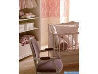 Frari: Rose Bebe: кресло-качалка  (слоновая кость, розовый)