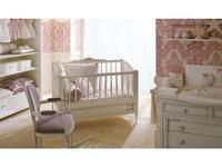 Frari: Rose Bebe: интерьер детской комнаты (слоновая кость, розовый)