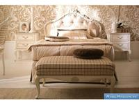 Frari: Fiocco: кровать 120х190  (слоновая кость, беж)