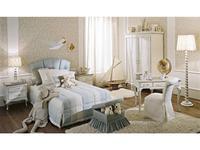5131761 кровать односпальная Frari: Greca