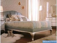 Frari: Greca: кровать 120х190  (голубой,серебро)