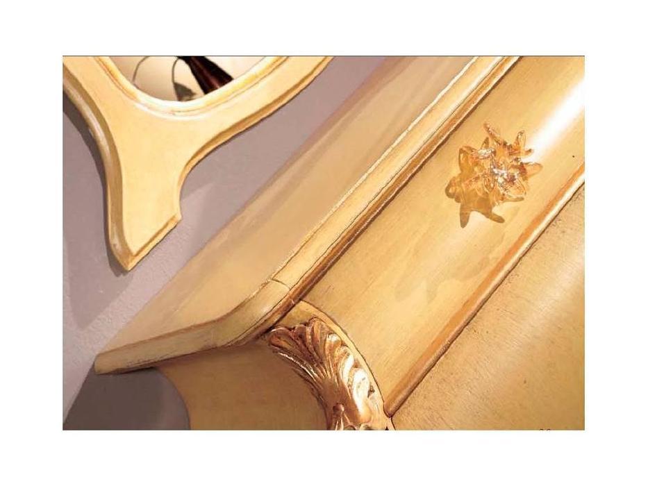 Tarocco Vaccari: Paradise: прилавок 3-х дверный  (laccato, oro)