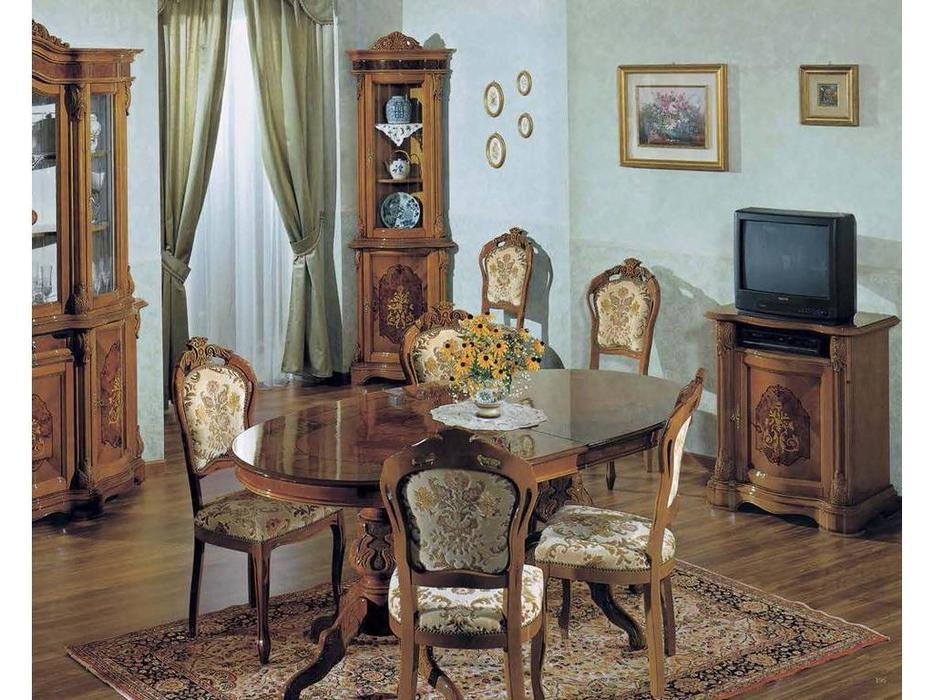 Tarocco Vaccari: Luxury: стул  (орех)