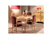 5131510 стул с подлокотниками Tarocco Vaccari: Paradise