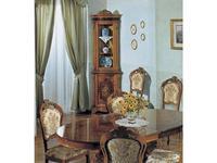 Tarocco Vaccari: Luxury: витрина угловая  (орех)