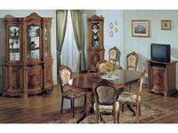 5133356 стол обеденный на 10 человек Tarocco Vaccari: Luxury