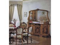 Tarocco Vaccari: Luxury: прилавок  4-дверный (орех)
