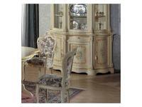 Tarocco Vaccari: Luxury: прилавок  3-дверный (крем, роспись)