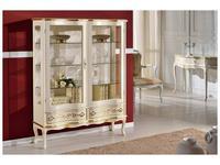 Tarocco Vaccari: Classic: витрина 2-х дверная  (laccato)