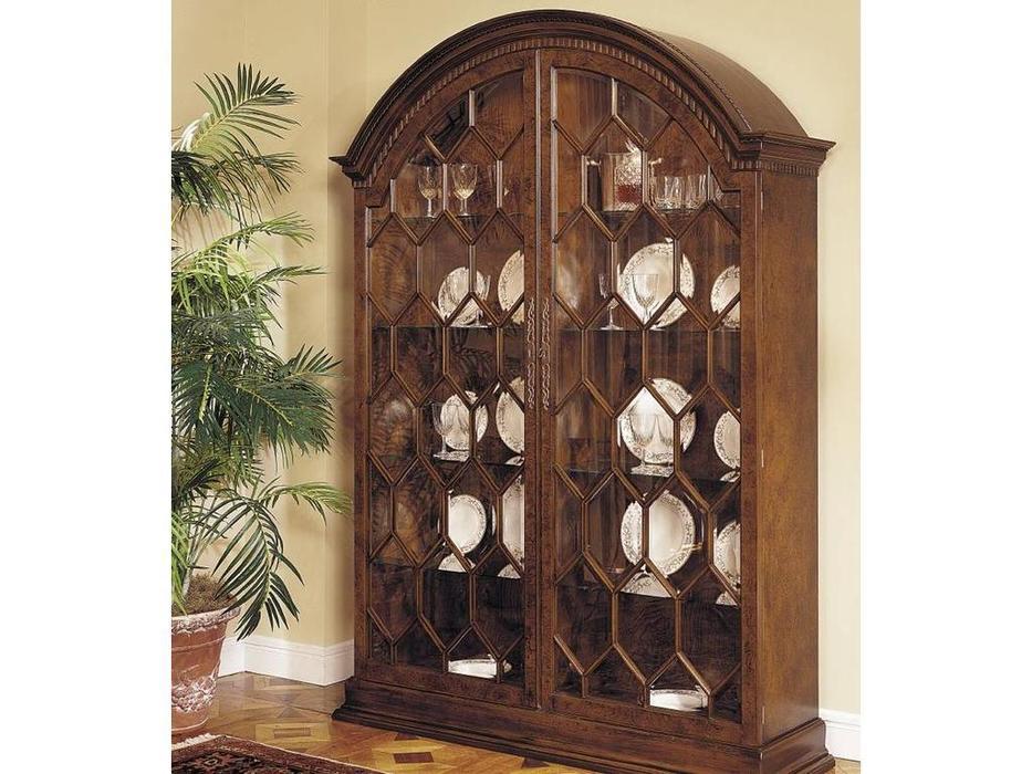 Francesco Molon: Сentury Collection: витрина 2 дверная  (орех)
