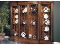 Francesco Molon: Сentury Collection: витрина 4 дверная  (олива)