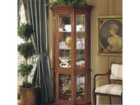 Francesco Molon: Сentury Collection: витрина 1 дверная  (орех)