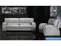 Formitalia: Ascot: мягкая мебель комплект 2+1 кожа