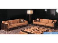 Formitalia: Plaza: диван 3-х местный кожа