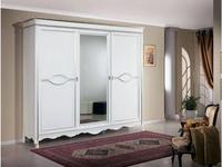 Tarocco Vaccari: Arena: шкаф-купе 3-х дверный с зеркалом  (laccato, золото)
