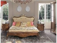 Tarocco Vaccari: Passioni: кровать 160х195  (орех)