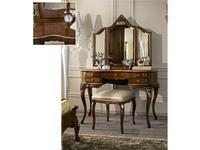 Tarocco Vaccari: Passioni: стол туалетный с зеркалом (орех)