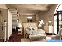 5131582 кровать двуспальная Volpi: Notti