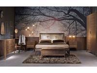 Volpi: Contemporary: спальная комната Hanna с 2 дв шкафом