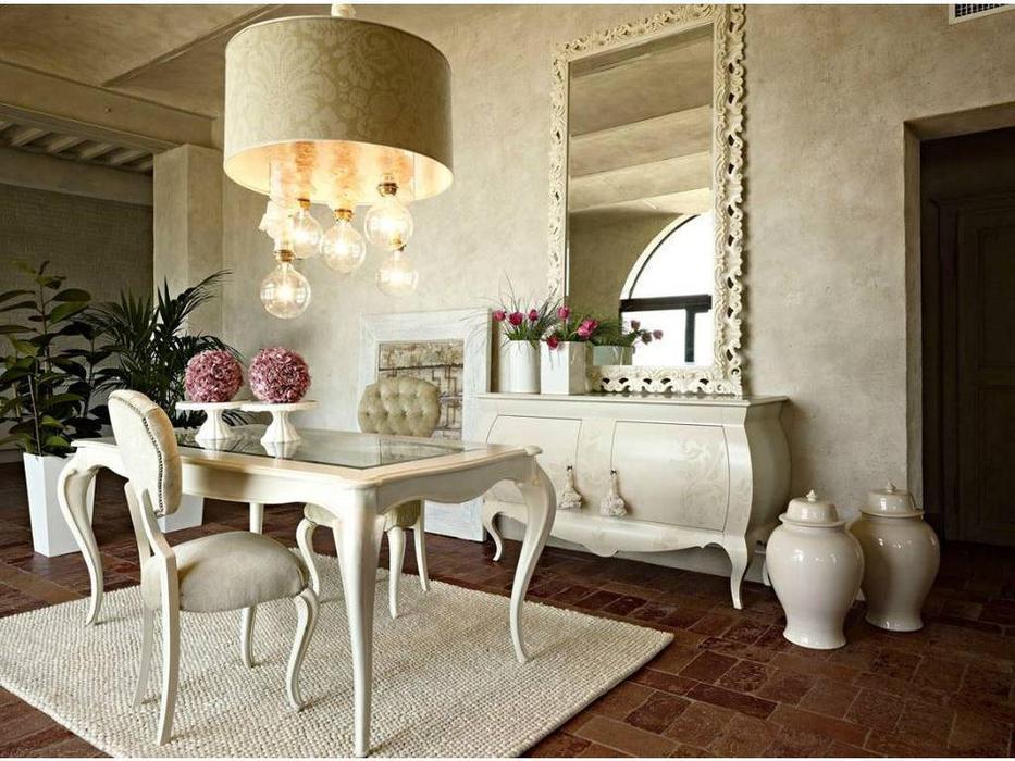 Volpi: Giorno: стол обеденный Giulietta  дерево class 4