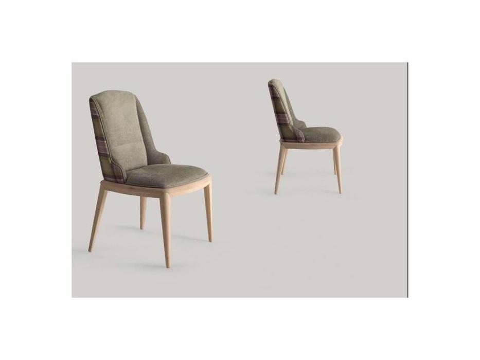 Volpi: Contemporary: стул Doc  (ясень, ткань кат.B)