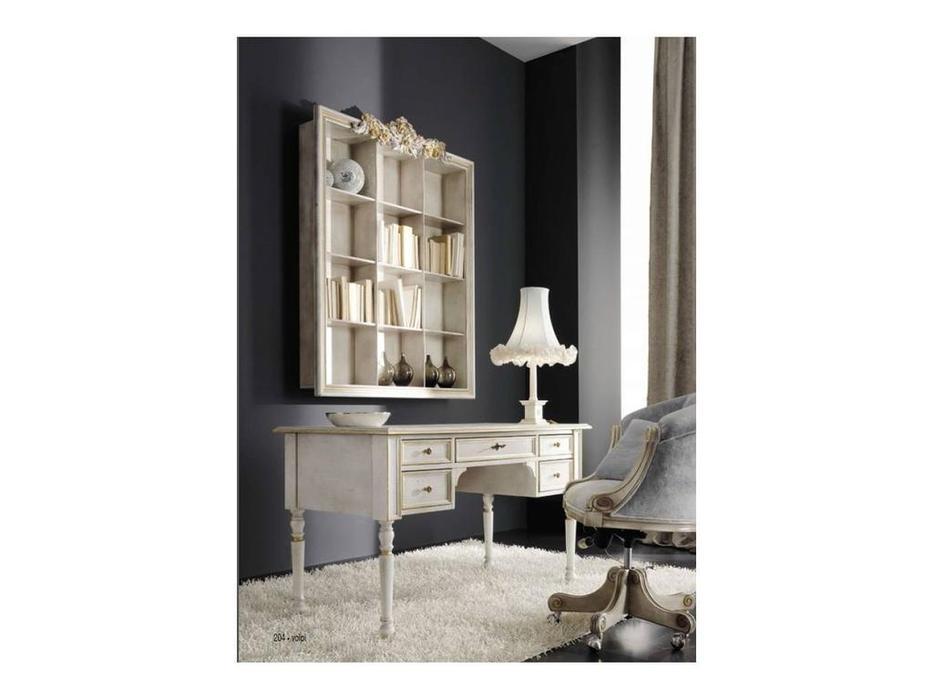 Volpi: Giorno: стол письменный Raffaello  дерево class 3