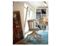 Volpi: Giorno: кресло вращающееся Udini  (ясень, ткань кат.А)