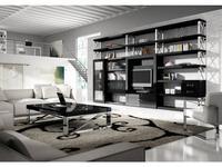 Amboan: Event Collection: интерьер гостиной (черный, белый)