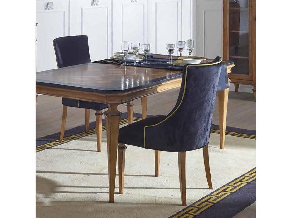AM Classic: Canova: стул  (Amber groseado, Black, T79)