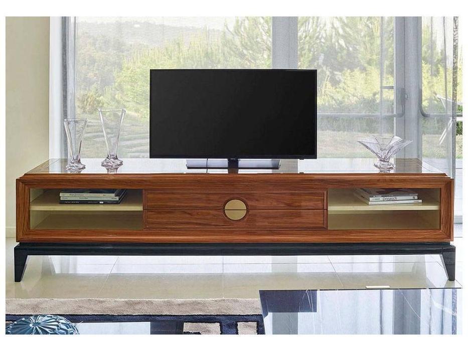 AM Classic: Premium: тумба под телевизор  (Pau Ferro Gloss)